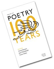 National Poetry Month Offer : Poetry magazine : Published by the Poetry Foundation