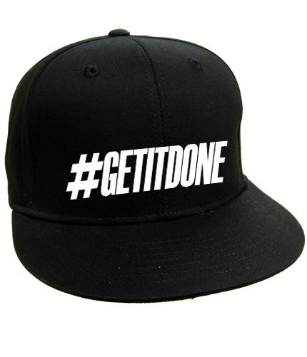 #getitdone Lonie Hunter